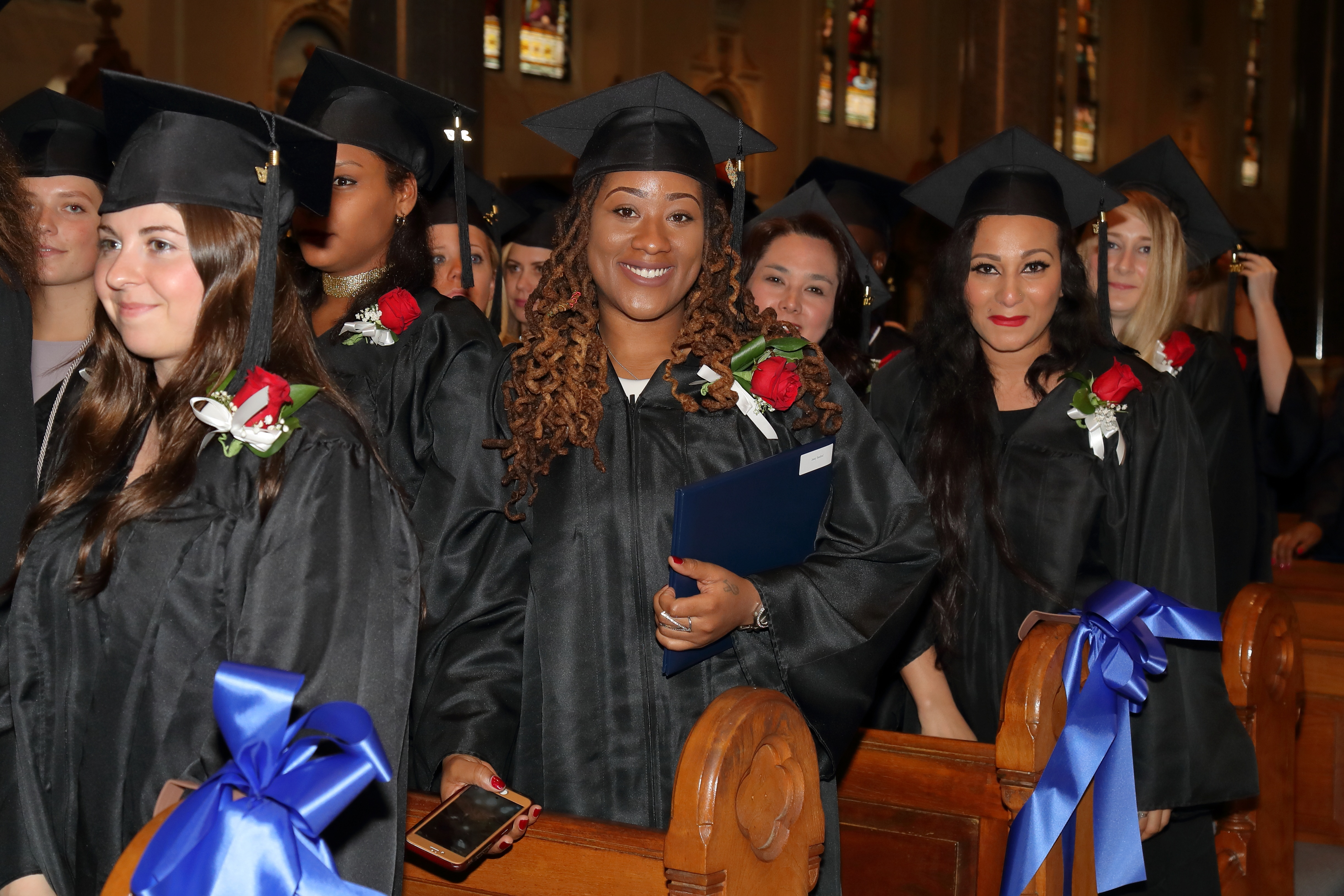 Congratulations to Labouré College Graduates - Class of 2017! - Featured Image