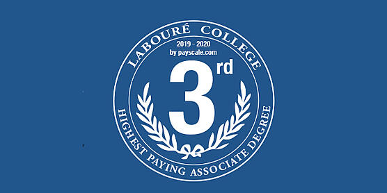 Labouré College Ranked 3rd by PayScale for Highest Paid Associate Degree