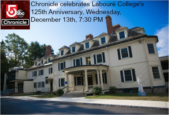 ABC's Chronicle Celebrates Labouré College's 125thAnniversary