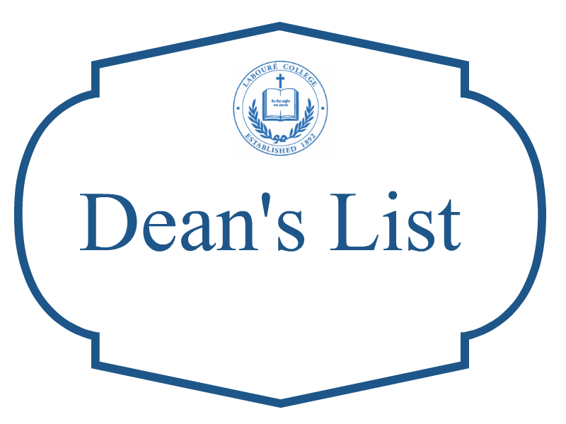 Congrats to Students on Spring 2018 Dean's List!