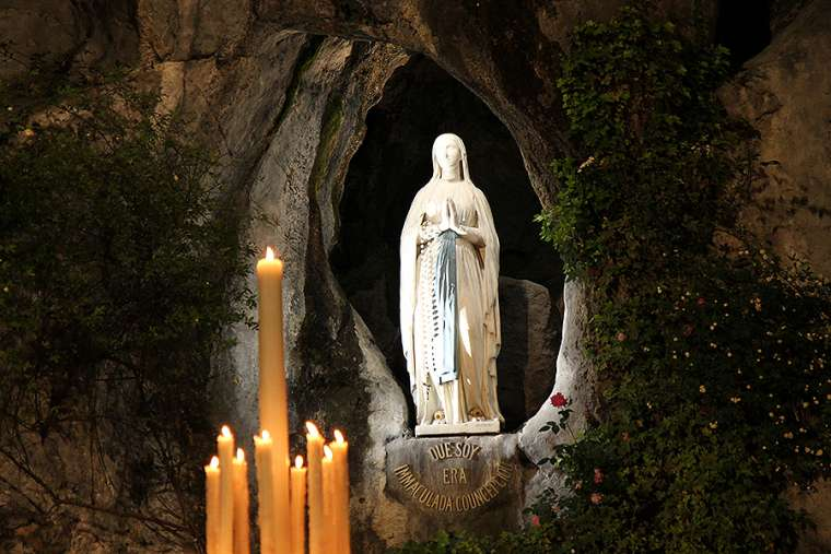 Labouré College Sends Two Students on Pilgrimage to Lourdes France with Order of Malta