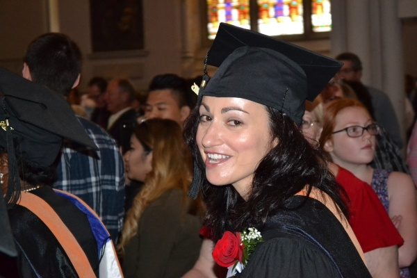 Laboure Alumni Spotlight: Lina Sheridan, RN, BSN - Featured Image