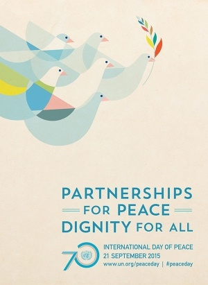 International Day of Peace - Featured Image