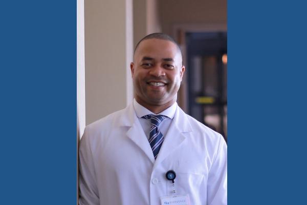 Alumni Spotlight: MacGregor Morgan, '00, Associates Degree in Nursing