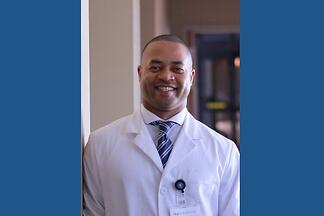 Alumni Spotlight: MacGregor Morgan, '00, Associates Degree in Nursing - Featured Image