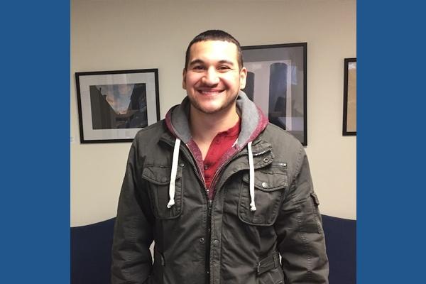 Student Spotlight: Paul Gonzales, Nursing Student - Featured Image