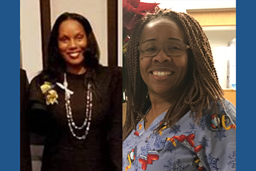 Two Labouré Nurses Honored by New England Regional Black Nurses Association