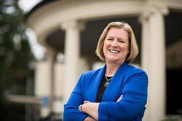 Labouré College Names Seventh President: Dr. Debra Townsley