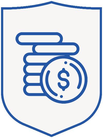 money - blue shield