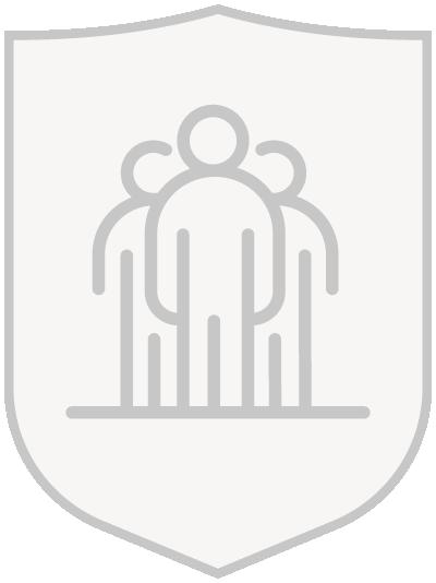 group 1 - tan shield