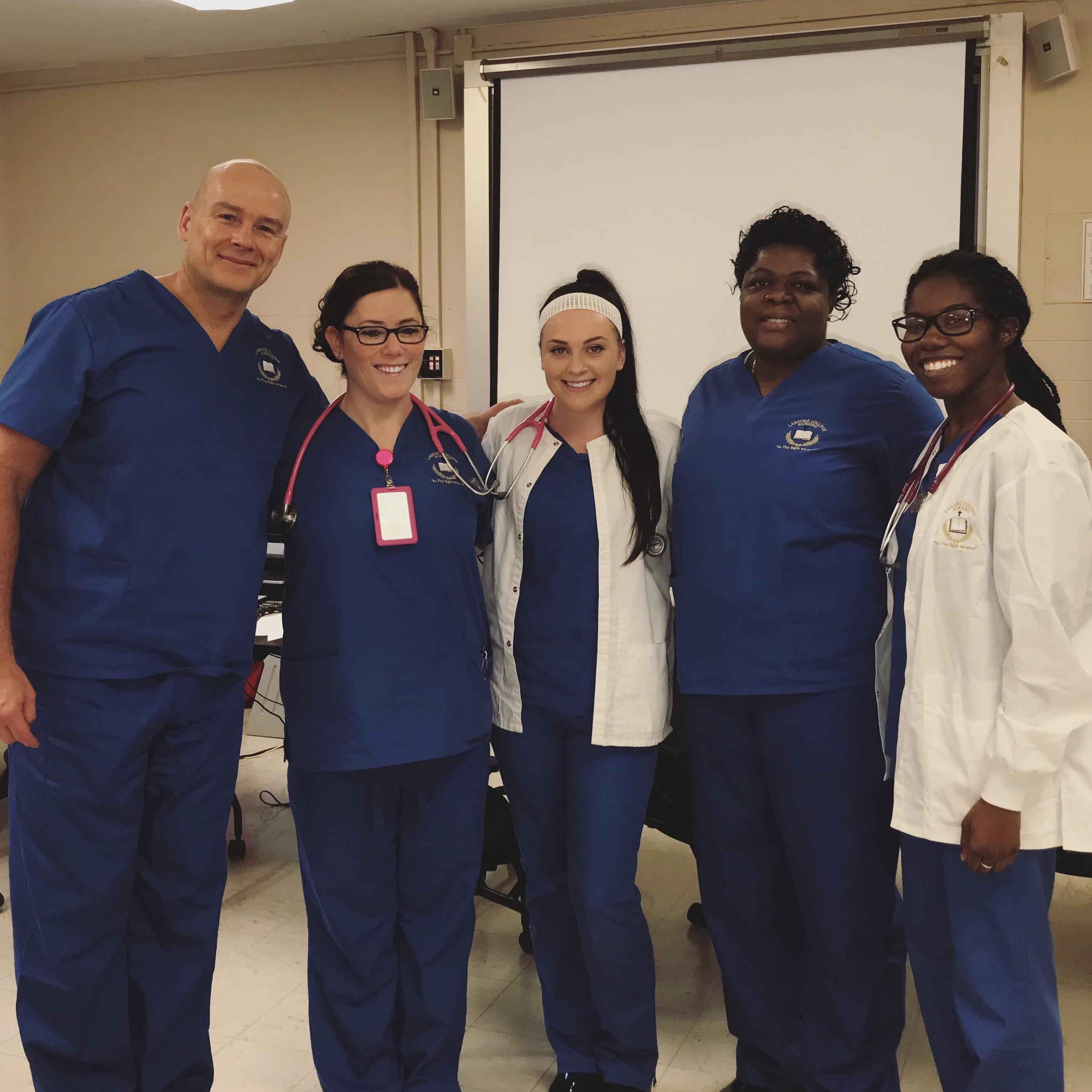 Student Spotlight: John Cummings, Student in Associate Nursing Program