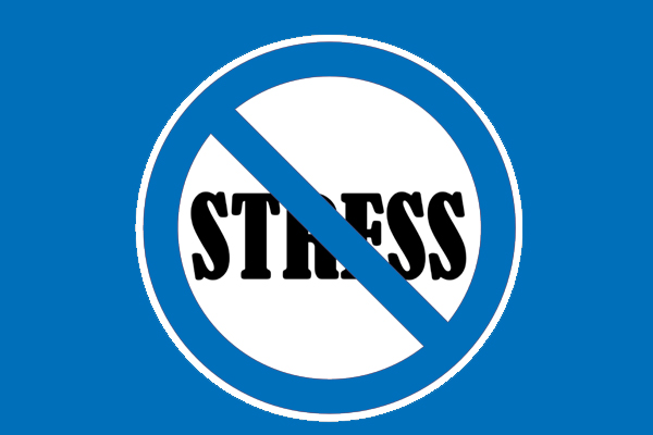 Don't Panic: Recognizing Stress & Practicing Self-Care